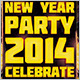 New Years Party Flyer Template - GraphicRiver Item for Sale