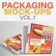 Packaging Mock-ups Vol.1 - GraphicRiver Item for Sale