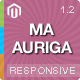 Auriga - Fashion Responsive Magento Theme - ThemeForest Item for Sale