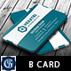 Creative Corporate Business Card Vol 14 - GraphicRiver Item for Sale