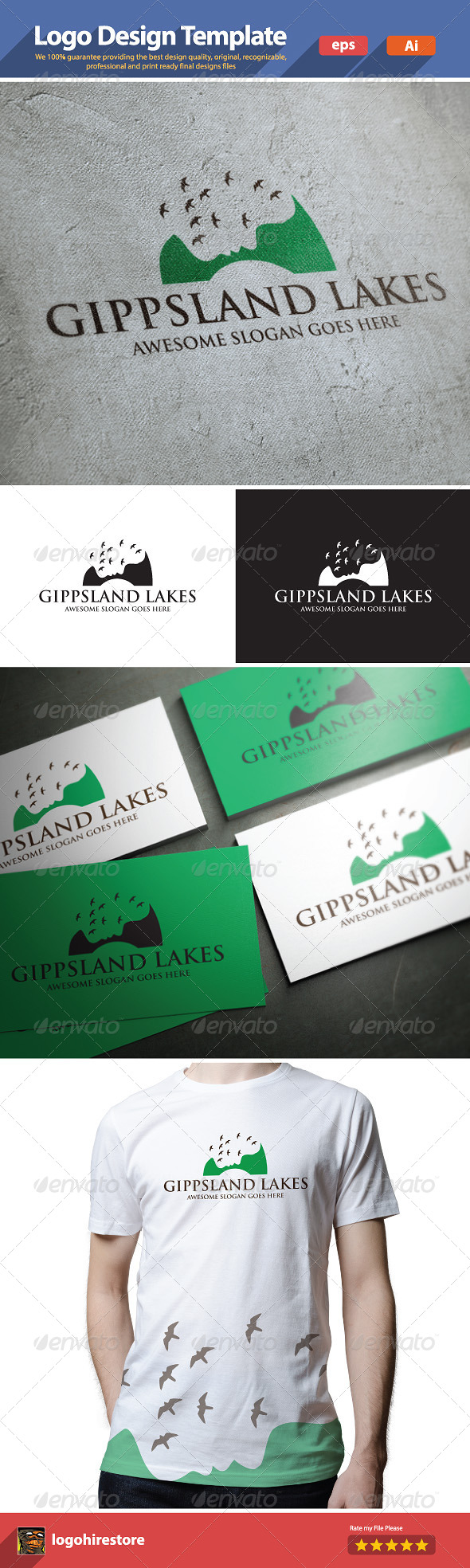 GraphicRiver Gippsland Lakes 6210816