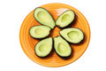 Avocados on Plate - PhotoDune Item for Sale
