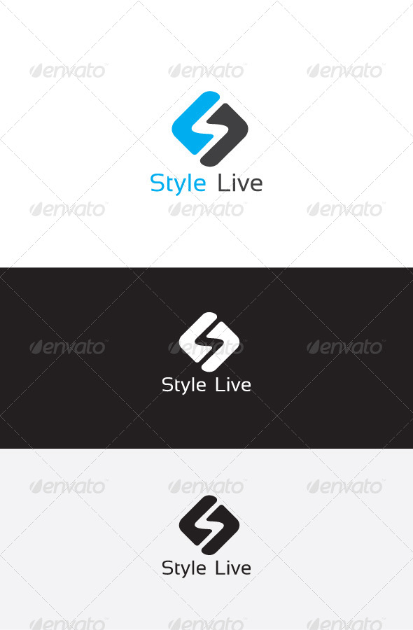 GraphicRiver S Letter Logo Template 6213879