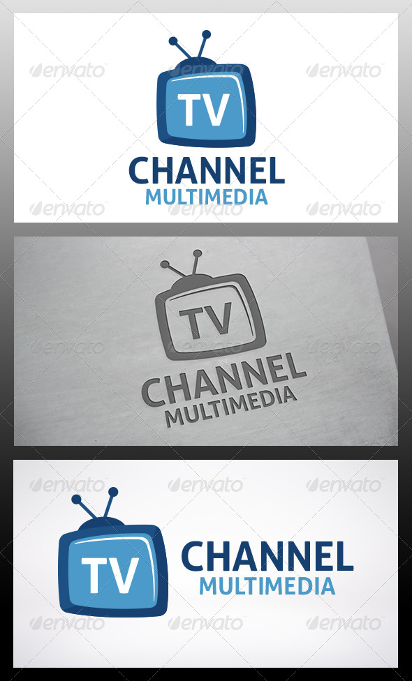 GraphicRiver TV Logo 6214118