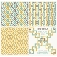 Set of Vector Seamless Textures in Retro Style - GraphicRiver Item for Sale