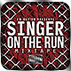 On The Run Mixtape Cover - GraphicRiver Item for Sale