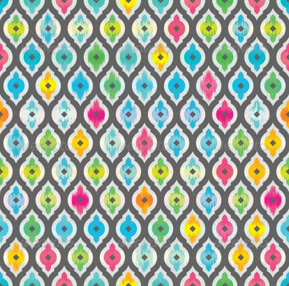 GraphicRiver Abstract Seamless Background Fabric Pattern 6216939