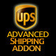 UPS Advanced Shipping Addon - CodeCanyon Item for Sale