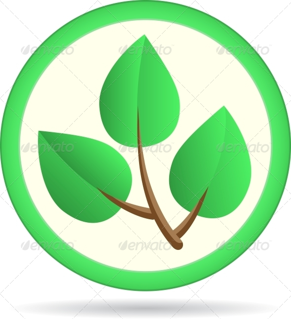 GraphicRiver Green Leaves 6218599