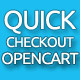 Quick Checkout  -  Advanced Opencart Checkout! - CodeCanyon Item for Sale