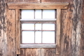 Little window in wooden facade - PhotoDune Item for Sale