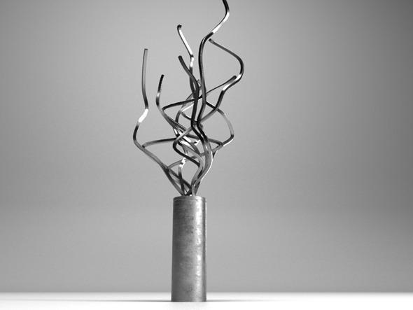 3DOcean Interior Vase Decoration 6220252