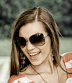 Young brunette with sunglasses - PhotoDune Item for Sale