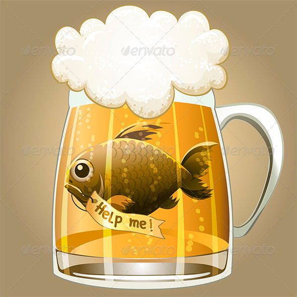 GraphicRiver Save the Fish 6222403