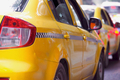 yellow cab taxi - PhotoDune Item for Sale