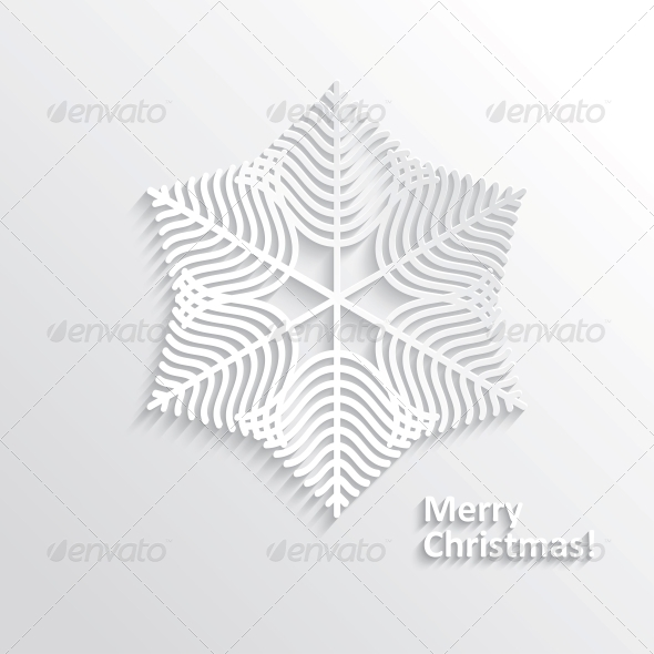 GraphicRiver Design Snowflake 6223138