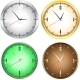 Office Clocks - GraphicRiver Item for Sale