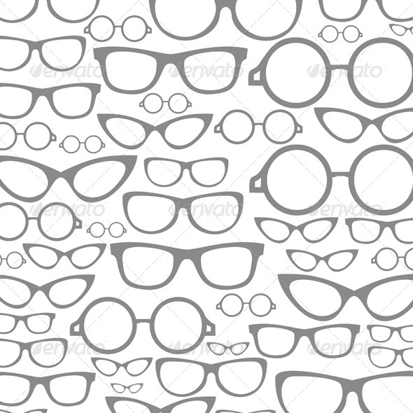 GraphicRiver Glasses a Background 6227106