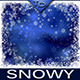 Snowy Backgrounds - GraphicRiver Item for Sale