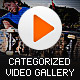 Advanced Video Gallery with Categories and Ads - ActiveDen Item for Sale