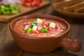 Spanish Cold Vegetable Soup Called Gazpacho - PhotoDune Item for Sale
