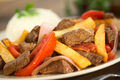 Peruvian Dish Called Lomo Saltado - PhotoDune Item for Sale