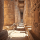 Medinet Habu temple in Luxor - PhotoDune Item for Sale