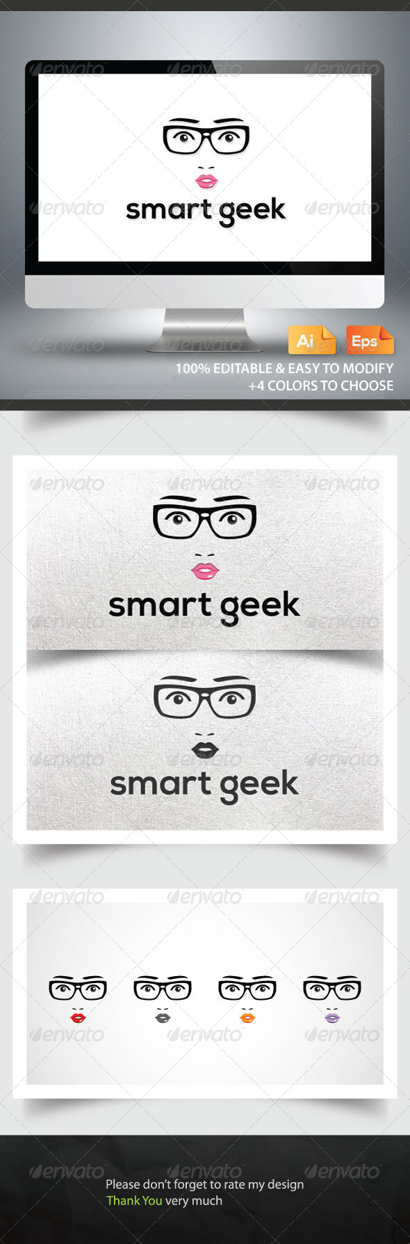 GraphicRiver Smart Geek 6232496