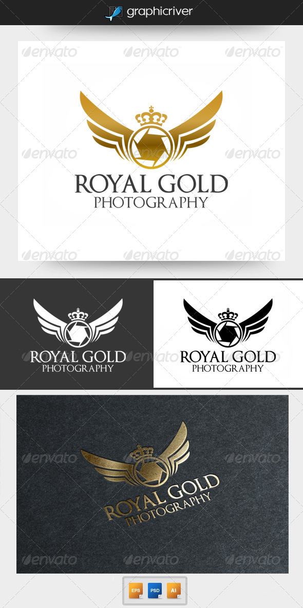 GraphicRiver Royal Gold Photography 6223294