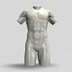 Male torso12011 - 3DOcean Item for Sale