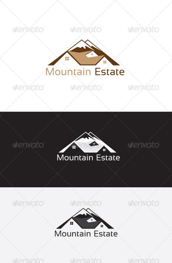 GraphicRiver Real Estate Logo Template 6235480