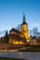 Niguliste church in Tallinn, Estonia - PhotoDune Item for Sale