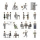 Office People Set - GraphicRiver Item for Sale