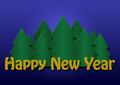 New year background with tree - PhotoDune Item for Sale