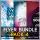 Flyer Bundle Pack 4 - GraphicRiver Item for Sale