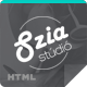 Link toSzia - responsive one page portfolio