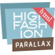 High Fashion Responsive HTML Theme - Parallax - ThemeForest Item for Sale