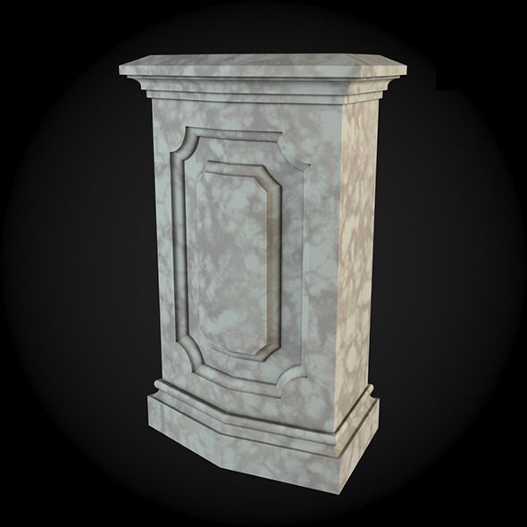 3DOcean Pedestal 004 6242409