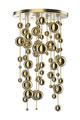 Gold chandelier - PhotoDune Item for Sale