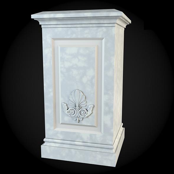 3DOcean Pedestal 013 6243054