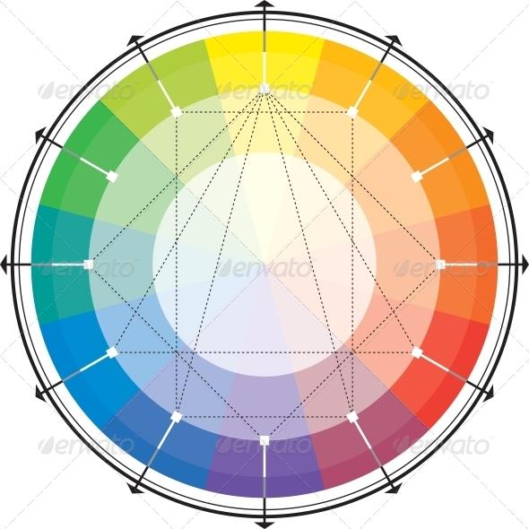 GraphicRiver Spectral Harmonic Scheme 6243885