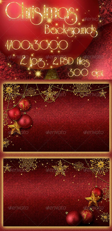 GraphicRiver Christmas 6244040
