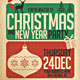 Christmas and New Year Party - GraphicRiver Item for Sale
