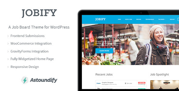 Jobify - Job Board WordPress Theme - Miscellaneous WordPress