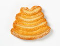 Italian puff pastry cookie coated with sugar - PhotoDune Item for Sale