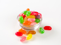 Assorted fruit flavored jelly beans - PhotoDune Item for Sale