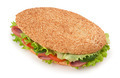 sandwich with ham and vegetables - PhotoDune Item for Sale