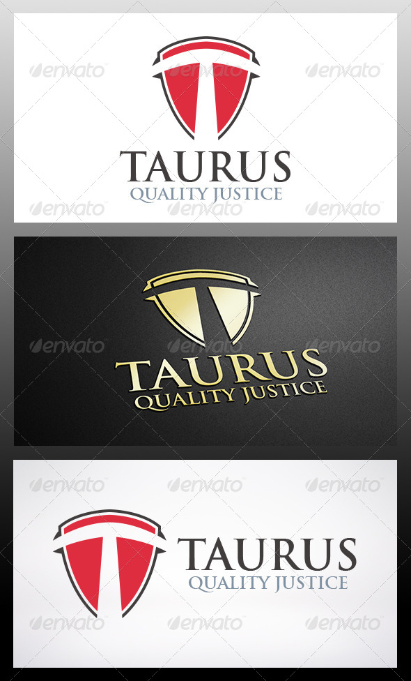 GraphicRiver Shield T Logo 6248562