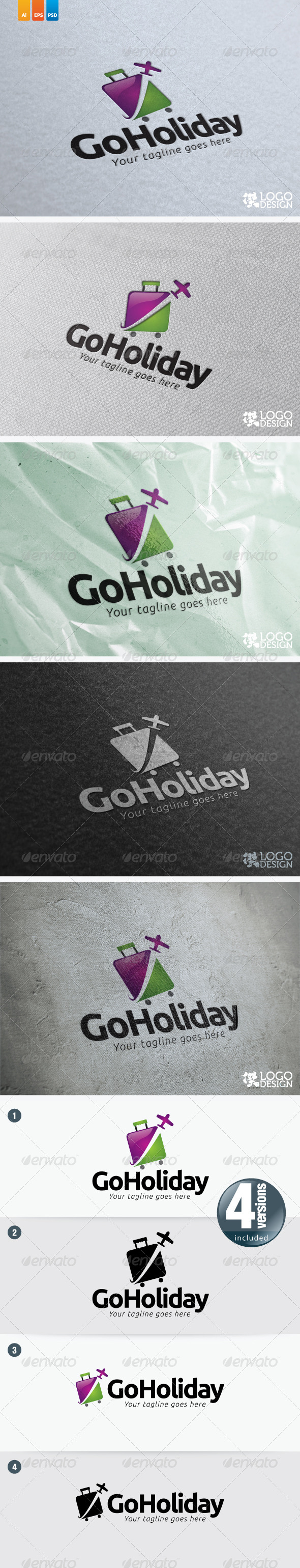 GraphicRiver Go Holiday 6249009