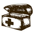 Doodle First Aid Box - PhotoDune Item for Sale